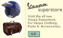 vespa superstore